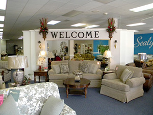Cooper Furniture - Showroom